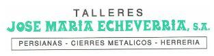 TALLERES JOSÉ MARÍA ECHEVERRIA, S.A.